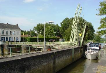 Sas van Astene - Foto stad Deinze