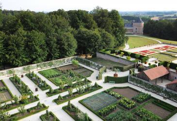 Museumtuin Gaasbeek_eddy vangroenderbeek