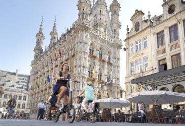 Stad Leuven © Milo-Profi