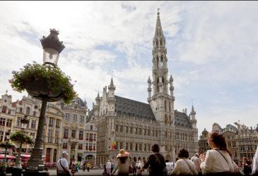 Grote Markt van Brussel © www.visitbrussels.be - E. Danhier