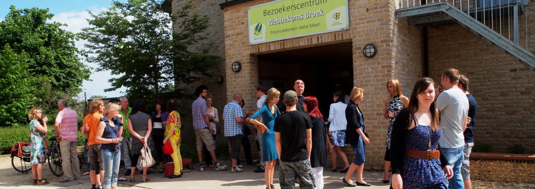 Bezoekerscentrum Webbekoms Broek