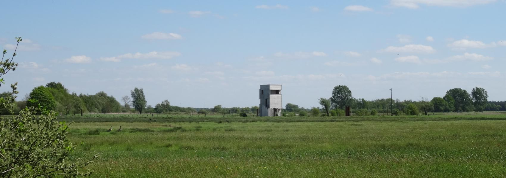 Uitkijktoren De Klot in Maatjes