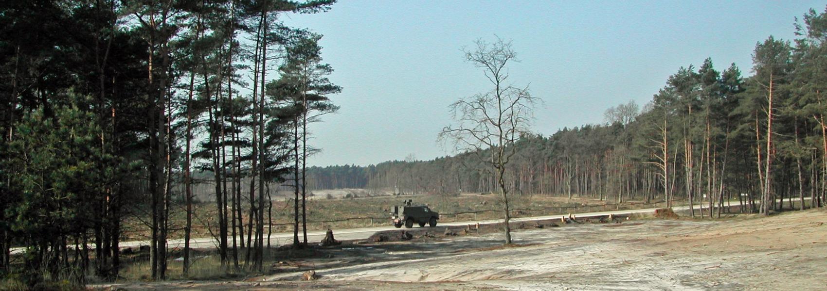 Militair domein Kamp Beverlo
