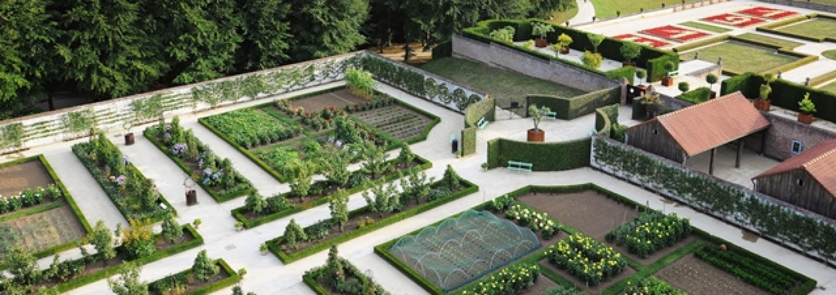 Dag van de Museumtuin van Gaasbeek